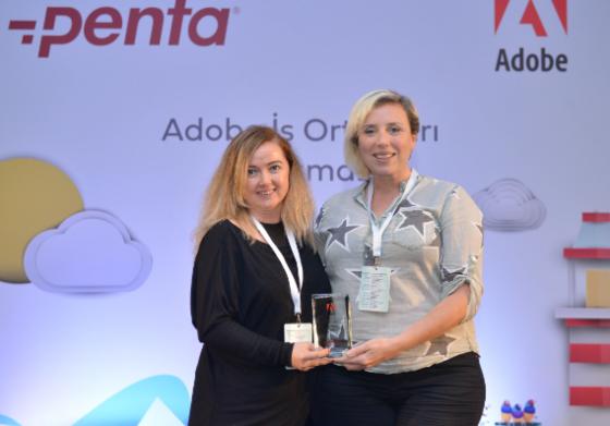 Penta Teknoloji ve Adobe'nin Bolu'da düzenlediği etkinlikte Yönsis Bilgisayar olarak 2 ayrı ödül aldık.