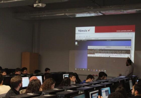 Türkiye Siber Güvenlik Kümelenmesi desteğiyle Siber Güvenlik Eğitimi