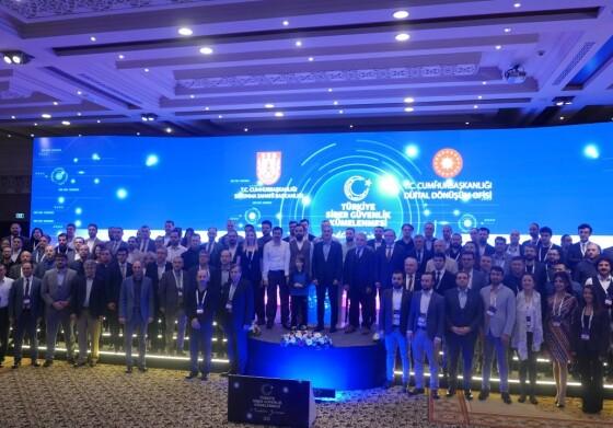 Türkiye Siber Güvenlik Kümelenmesi 2. Sektör Zirvesi