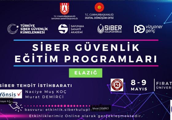 Siber Güvenlik Eğitim Programları